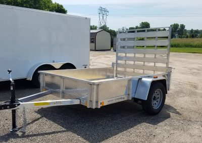 Rance Aluminum 5.5x8 With ATP Sides