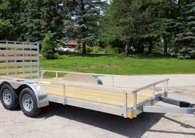 Rance Aluminum 6.5x16 TA