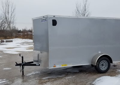 Continental Cargo 6x12 Double rear door