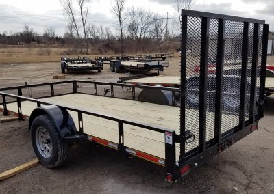 Heartland 76x12 Steel Utility *76x10 also available