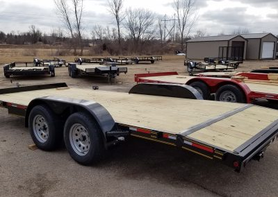 Heartland 82x18 Car Hauler also available in 82x20