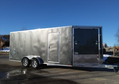 7x23 TA Aluminum with Extra 1' Height and Radar Package