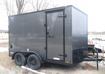 7x12 TA UTV Package and Blackout Package
